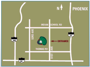 Maryvale Map