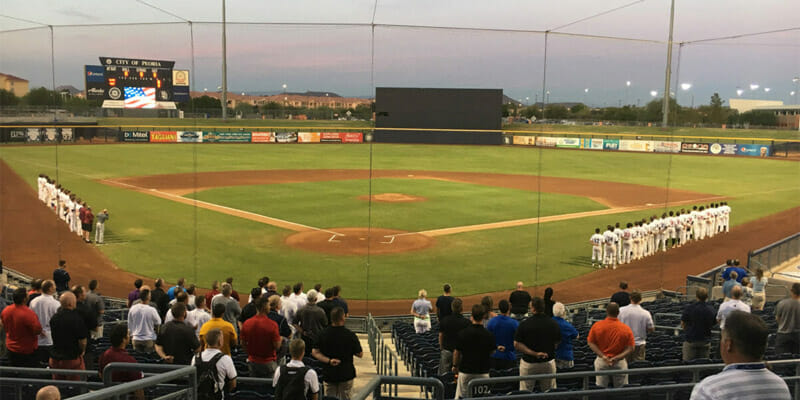 Arizona Fall Classic | Baseball Events